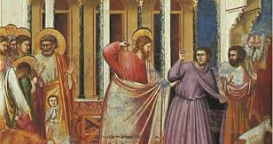 deeper meaning of the story of jesus and the moneychangers