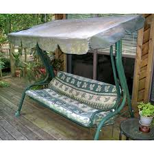Swing Bed With Canopy Replacement Canopies For Walmart Swings Garden Winds