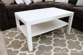 lack end table hack simply beautiful by angela ikea lack coffee table hack
