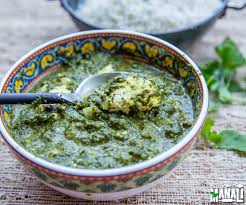 Cottage Cheese Recipes Healthy by Palak Paneer Spinach With Indian Cottage Cheese Cook With Manali