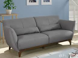 canapé tissu gris clair canapé et fauteuil en tissu gris ou bleu nuit luanda