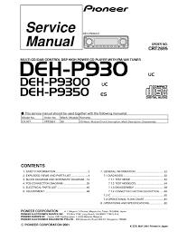 pioneer deh 1000 wiring diagram efcaviation com