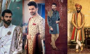 indian wedding dress for groom indian groom wedding wear trends for 2018 g3fashion