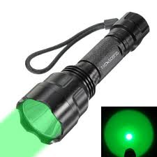 green hunting light reviews nexscene fishing hunting green light c8 cree q5 single mode 300