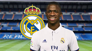 Real Madrid Real Madrid Make Vinicius Jr Deal Official Marca In