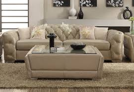 Sofas Small Living Rooms by Cream Leather Sofa Decorating Ideas Centerfieldbar Com