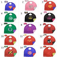 Kids Halloween Gifts by Online Get Cheap Kids Superhero Cape Aliexpress Com Alibaba Group