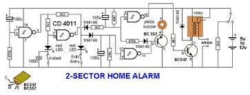 simple code locker circuit diagram using decade counter cd4017 ic