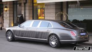 bentley mulsanne is the world bentley mulsanne gets space and tech parts from armortech