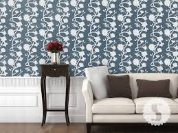 removable wallpaper uk crafty ideas temporary wall paper wallpaper removable flower