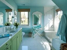 bathroom charming kids bathroom desing with modern frame wall