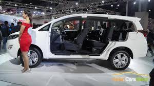 mpv car interior 2016 toyota innova crysta interior u0026 exterior image gallery