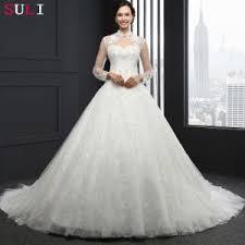china long sleeve high neck backless wedding dress q 021 china