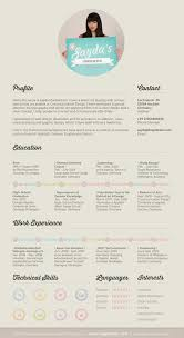 Unique Resume Examples by Fantastic Examples Of Creative Resume Designs Creative Cv