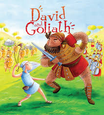 my first bible stories old testament david and goliath