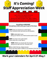 29 images of appreciation week template lastplant