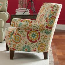 Upholstered Accent Chair Jamie 35 Quot Red Upholstered Accent Chair Simmons Upholstery Soho