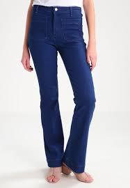 womens bootcut uk wrangler bootcut rinsewash clothing w wr121n023 k11