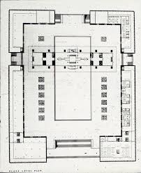 Level Floor by William Hayward And Associates Entry City Hall And Square