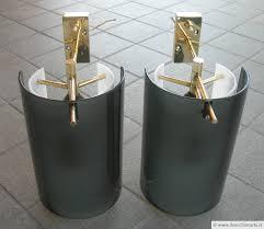applique anni 70 wall sconces brass prespex modern italy design 70s cool