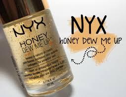 Serum Nyx nyx dew me up primer serum makeup primer serum and