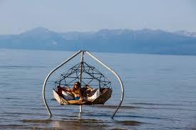 kodama zome kodama zomes hanging geodesic homes for lazing the summer away