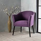 Plum Armchair Amazon Com Purple Chairs Living Room Furniture Home U0026 Kitchen