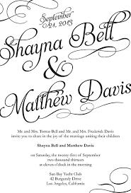 wedding invitation templates online free wblqual com