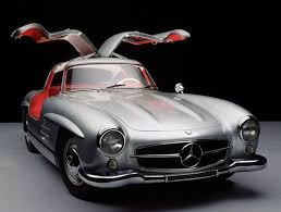 1960 mercedes for sale clark gable s 1955 mercedes 300sl gullwing coupé for sale