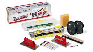 attrezzi per piastrellisti kits piastrellista rubi tools italia