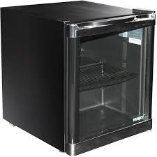 pimp my fridge mini glass door bar fridge you can custom sticker