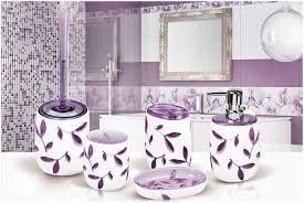 Lavender Bathroom Accessories by Design Lilac Bathrooms Features Photo Dizainall Com