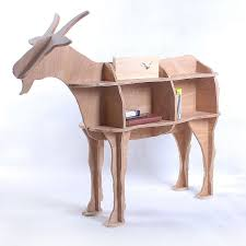 Goat Home Decor 100 Wood Goats Animal Table European Diy Arts Crafts Home