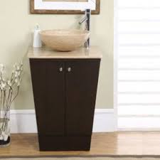 Vanity For Bathroom Sink Vanity Base For Vessel Sink Foter