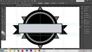 membuat logo kelas dengan photoshop adobe illustrator cs6 tutorial cara membuat logo brand youtube