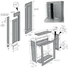 build your own kitchen cabinets free plans build your own kitchen