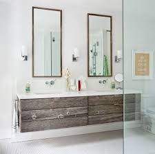 Wood Bathroom Furniture Wood In Your Bathroom Yes You Can