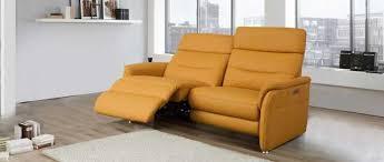 canapé relax cuir center superbe canapé relaxation en cuir monaco cuir center cuir center