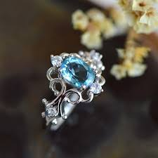 jewelry topaz rings images Blue topaz rings in white gold plated sterling silver november jpg