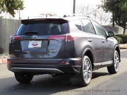 toyota rav4 2017 new toyota rav4 limited fwd at toyota of clovis serving