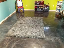 image of epoxy flooring basement basf epoxy flooring