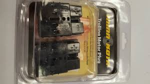 minn kota quick connect plug motortech