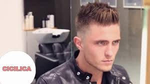 Hairstyle For Men Short Hair by Men U0027s Haircut 2017 New Short Hairstyle For Men Short