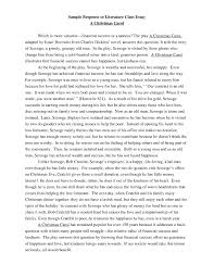 collection of solutions example of reader response essays also