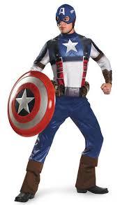 Captain America Halloween Costumes Costume Stop Shop Halloween Costumes