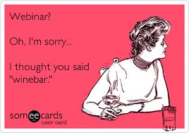 Webinar Meme - the top 5 online marketing webinars of 2013