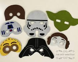 wars party favors wars costume etsy