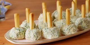 thanksgiving cheese ball recipe best cheese ball bites recipe how to make cheese ball bites u2014delish com