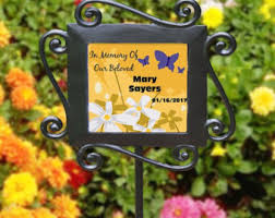 personalized in loving memory gifts memorial gift ideas etsy