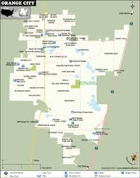 Map Of Ocala Fl Orange City Map A City In Volusia County Florida Usa